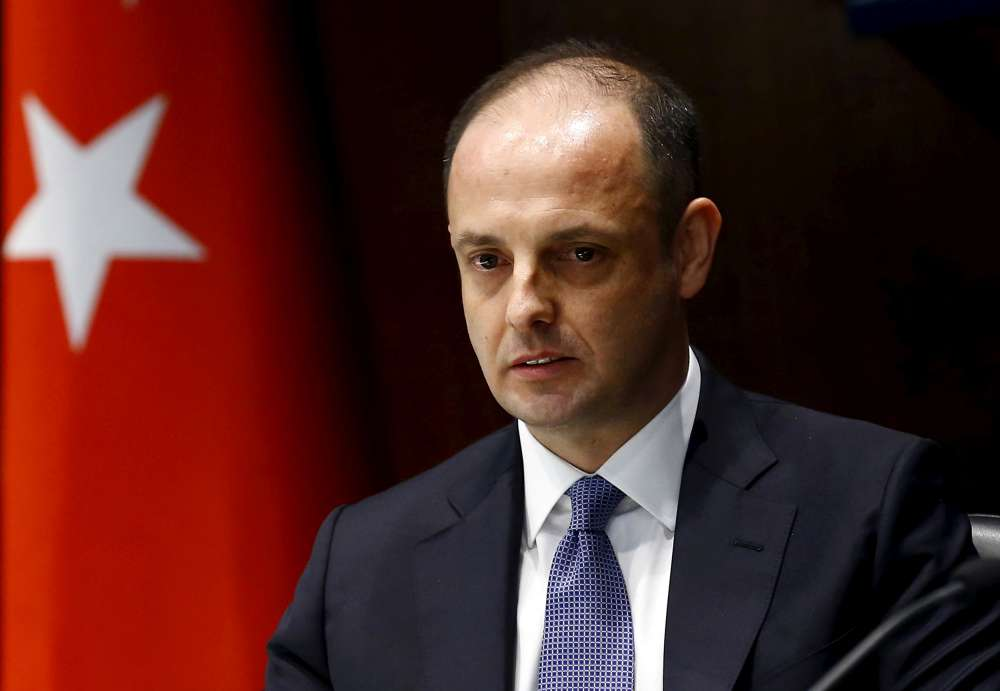 Turkey fires central bank governor as policy differences deepen