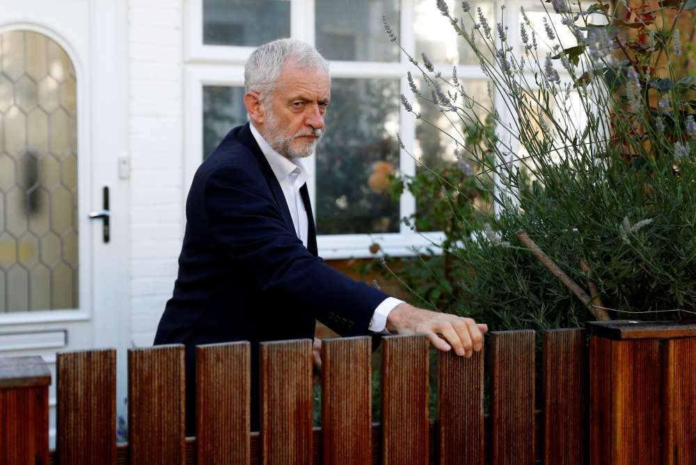UK election campaign begins with Corbyn attack on