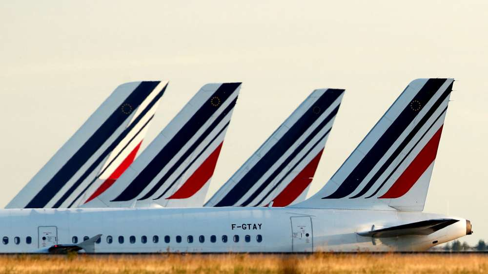 Air France to operate only 70% of domestic flights on Friday