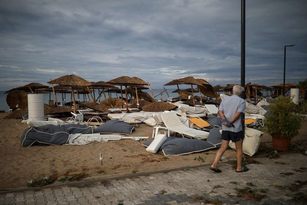 Six foreign nationals killed as severe weather hits Greece ...