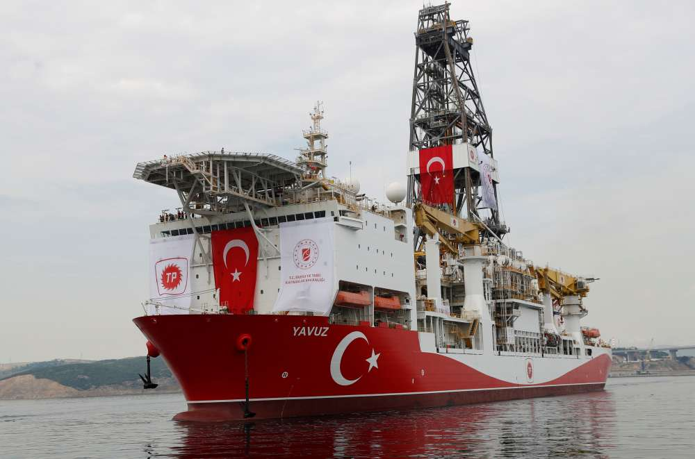 Turkey says EU decisions will not affect its energy activities off Cyprus