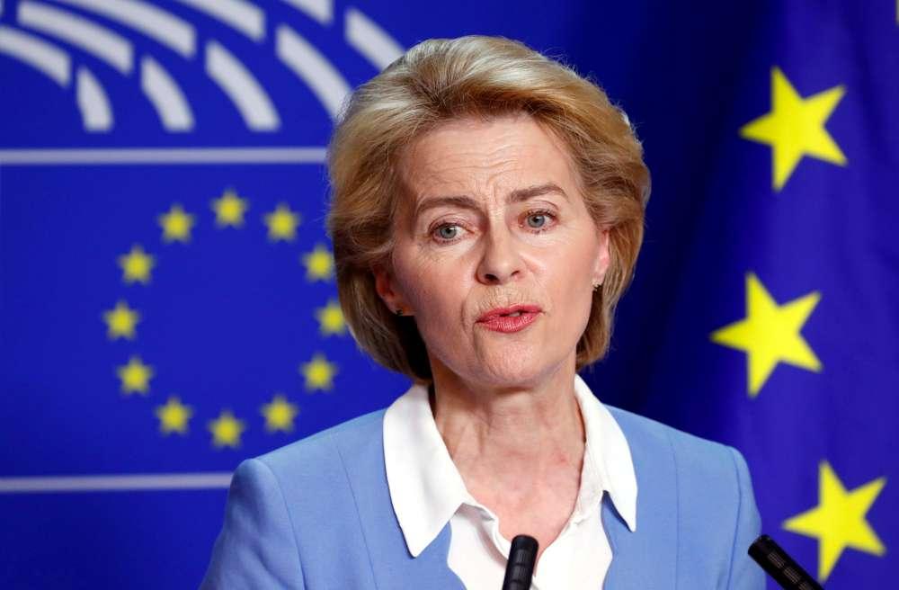 Von der Leyen offers raft of reforms ahead of knife-edge EU vote