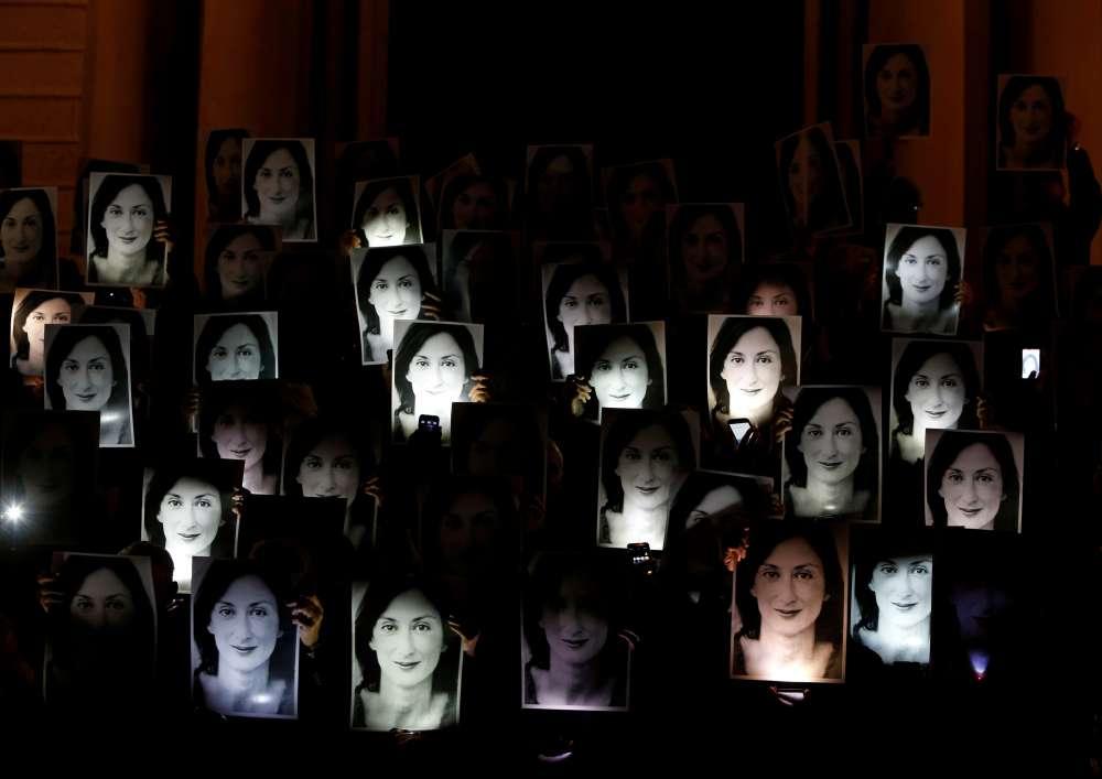 Malta arrests suspected middleman in journalist's murder - source