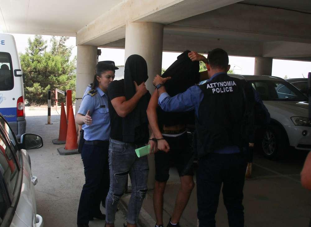 Police arrest Briton in  Ayia Napa rape claim