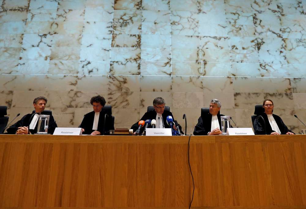 Dutch state partly liable for Srebrenica deaths - Supreme Court