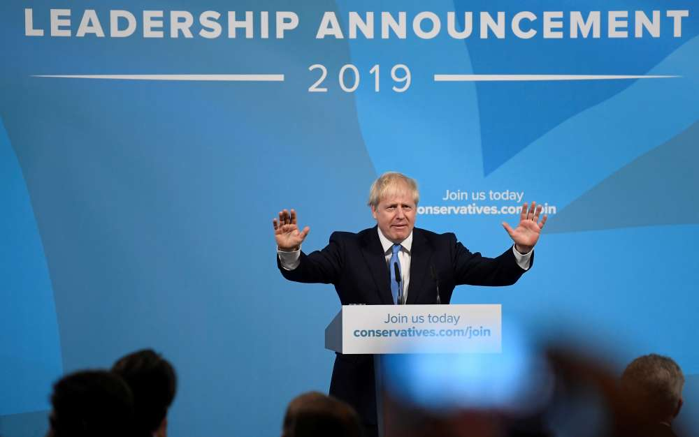 Britain's new leader: Brexiteer Boris Johnson to be prime minister