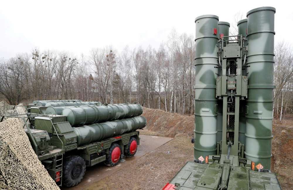Turkey's first S-400 shipment complete
