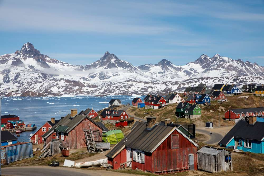 Europe's record heatwave threatens Greenland ice sheet