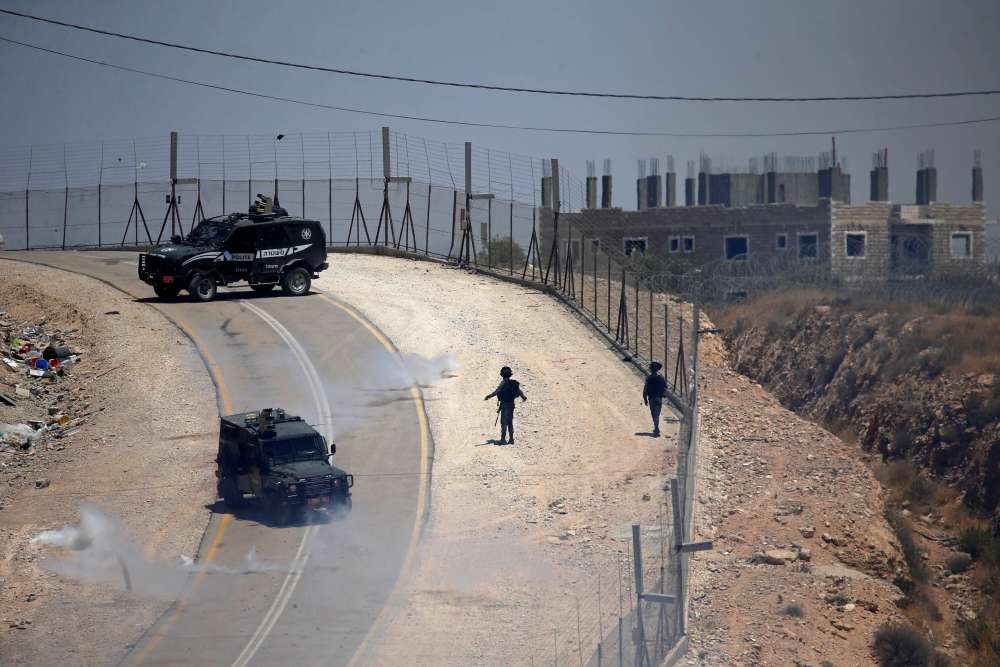 Israel announces new homes for settlers