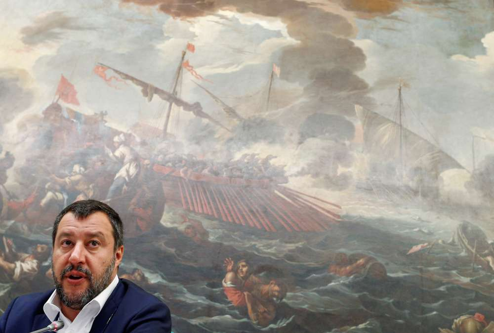 Italy and EU end latest standoff on African asylum seekers