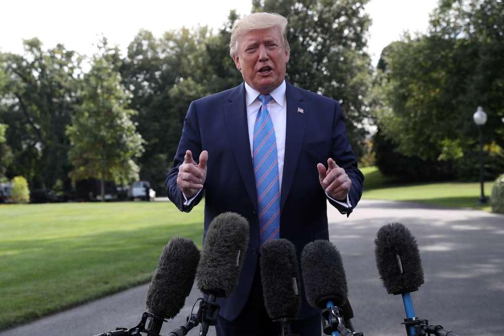 Trump delays tariffs on Chinese cellphones