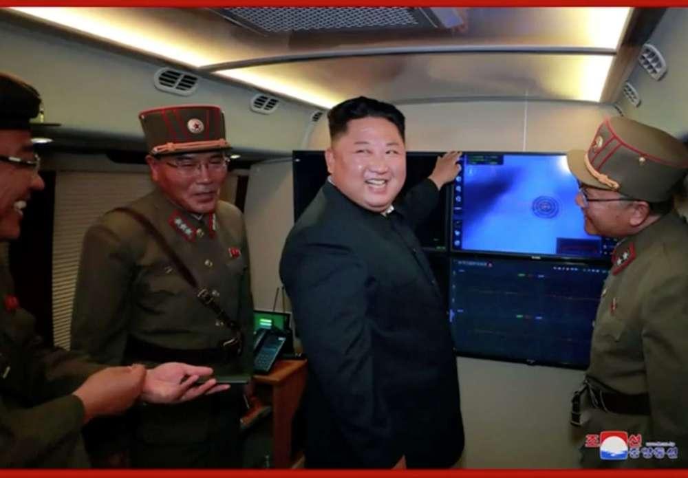 N.Korea fires ballistic missile