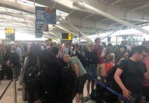 British Airways cancels some flights due to IT failure