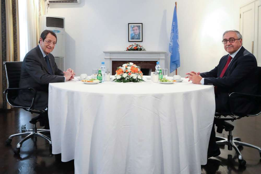 Cyprus leaders agree to seek peace again