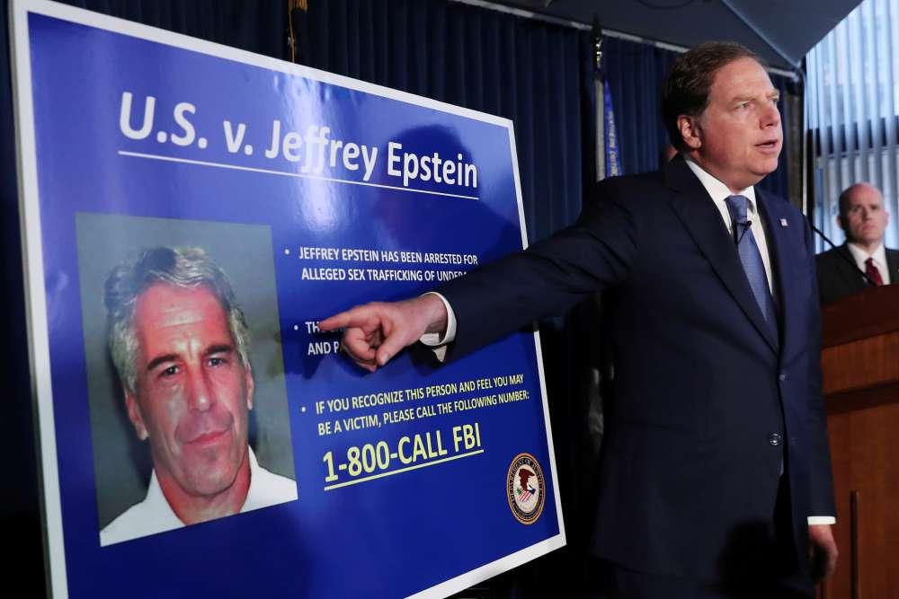 Disgraced U.S. financier Jeffrey Epstein killed himself in jail - source