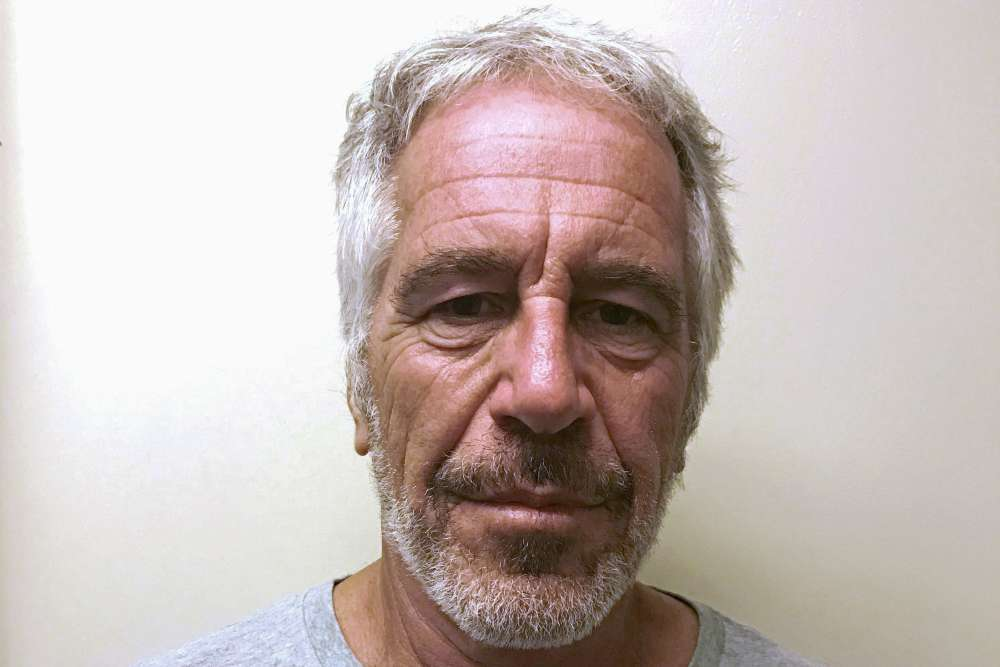 Jeffrey Epstein autopsy report finds broken bones in neck -Washington Post