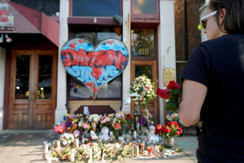 Friend of Ohio mass shooter faces federal charges for allegedly lying on gun form