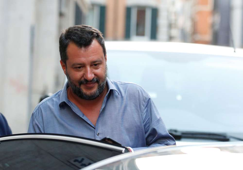 Italy's Salvini fails in bid to seize left's northern stronghold
