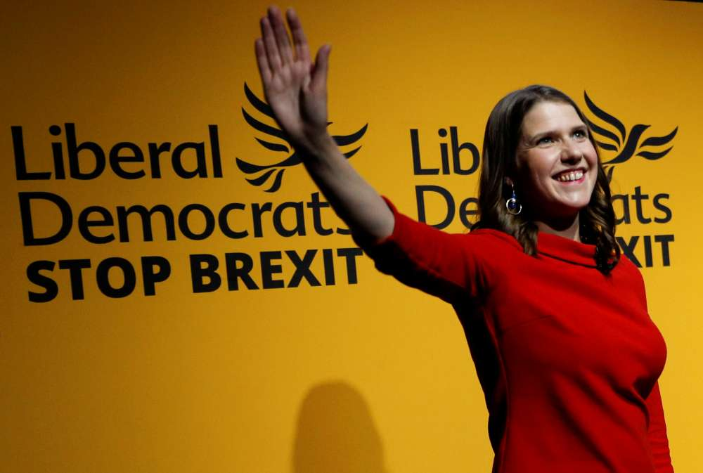 Liberal Democrats facing the fight of their lives to stop Brexit - leader Swinson