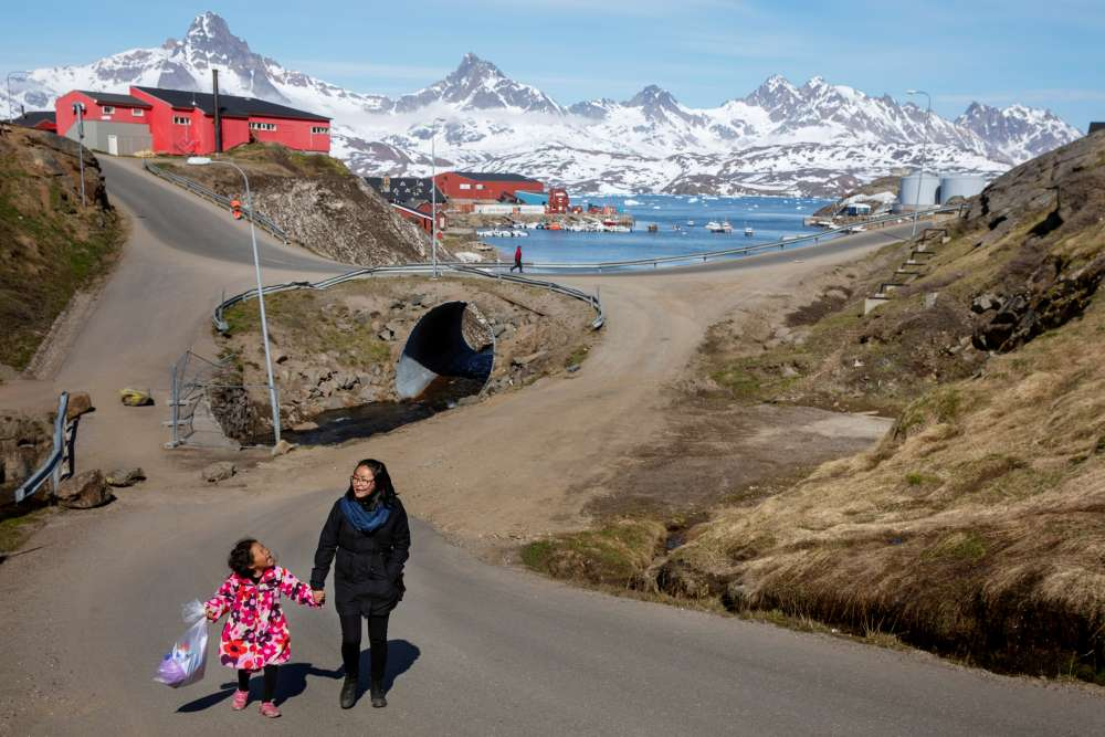 Danish PM says Trump's idea of selling Greenland to U.S. is absurd