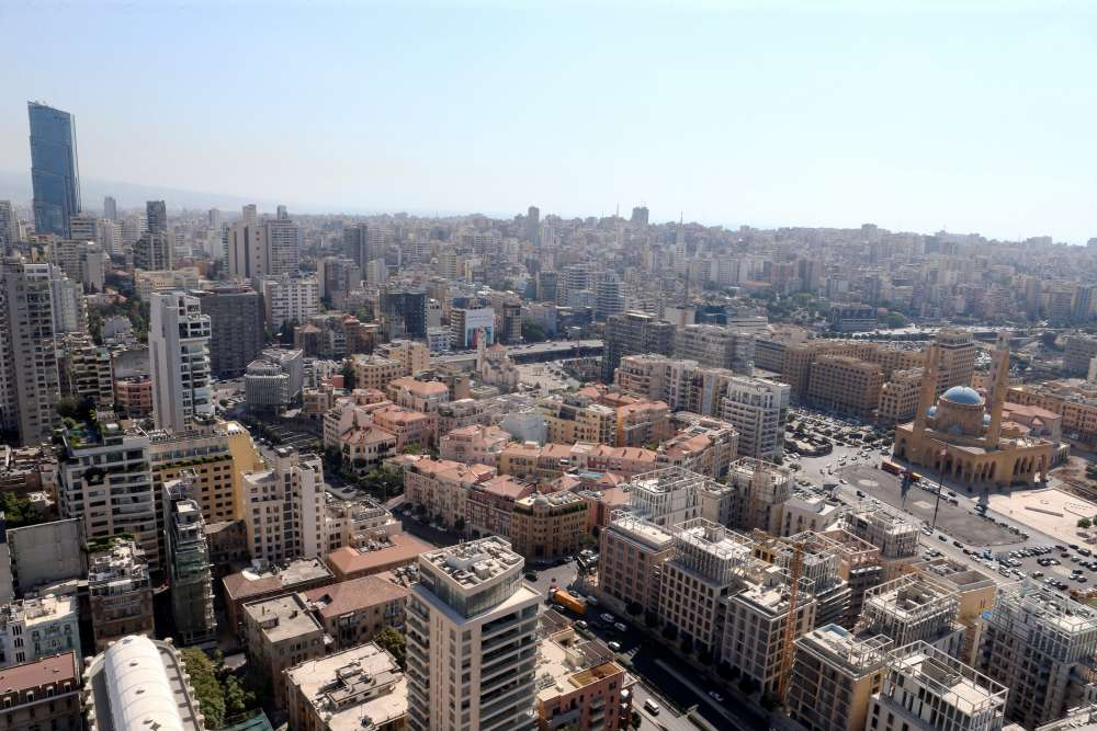 Two Israeli drones fall in Beirut suburbs