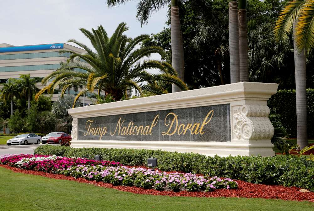 Trump puts forward own Miami golf course for next G7 summit