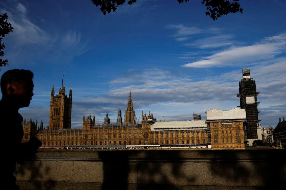 No plans to shut UK parliament despite positive coronavirus test