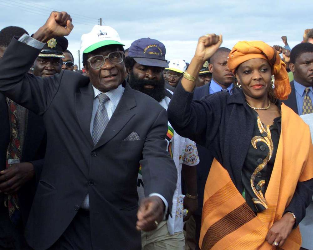 Former Zimbabwe president Robert Mugabe dead at 95