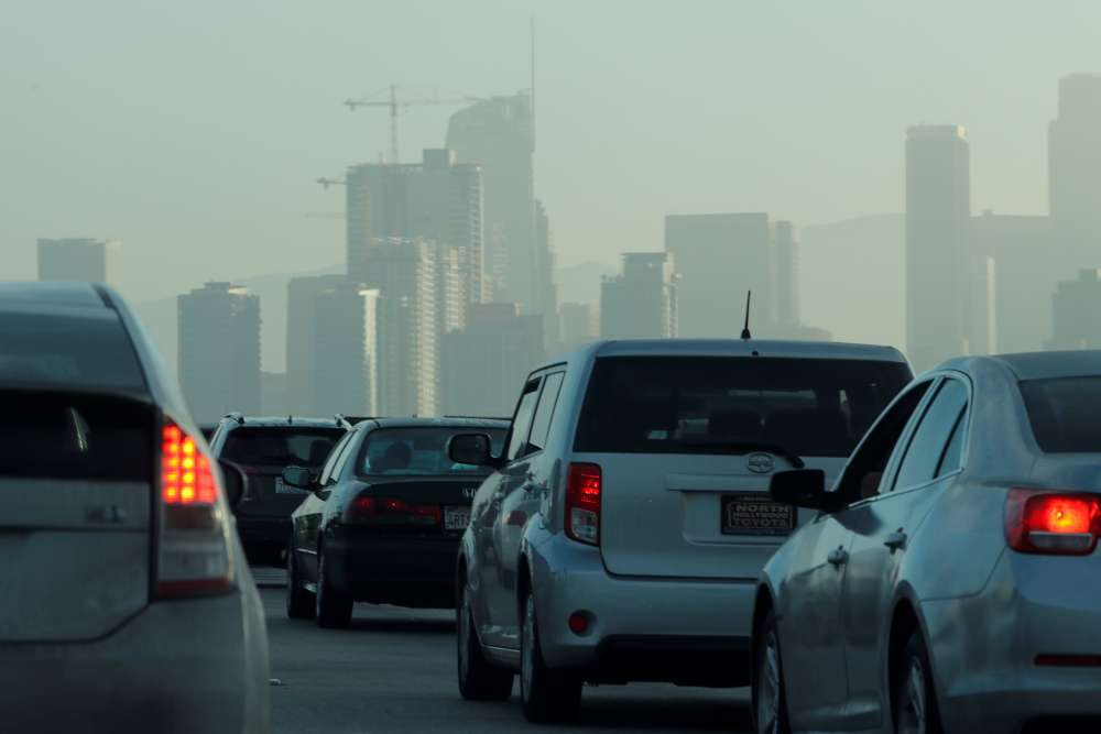 Trump and California go to war over clean cars