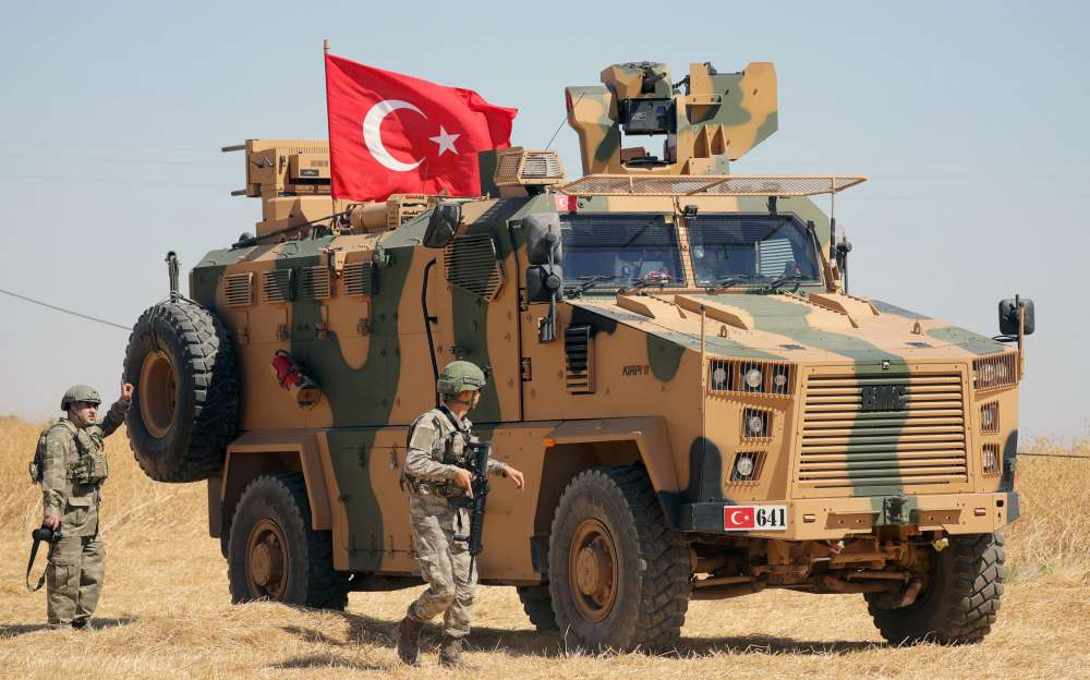 Turkey plans presence across northeast Syria