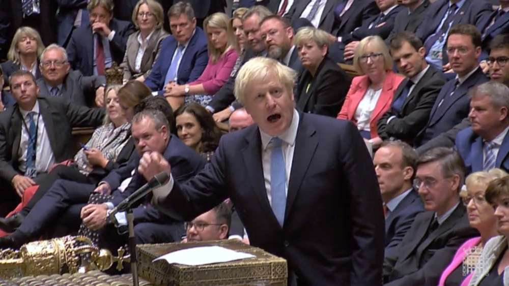 Scottish court rules UK PM Johnson's decision to suspend parliament is unlawful