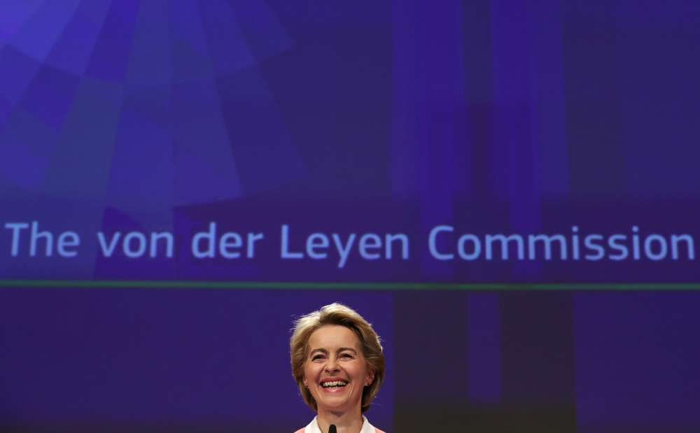 Incoming EU executive stumbles early over team line-up