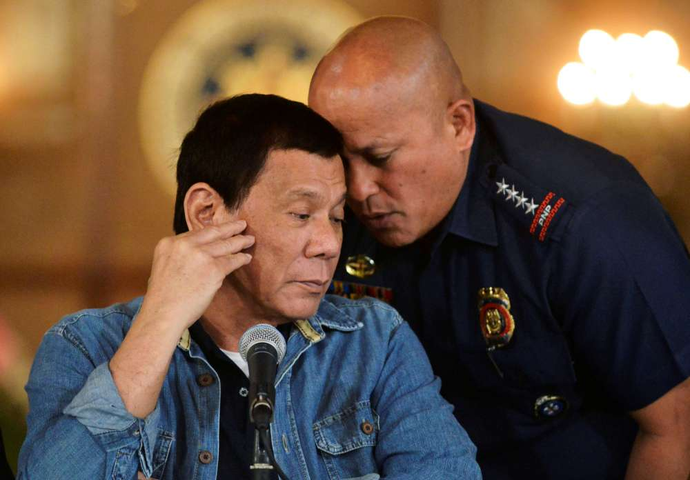 Preferably dead: Philippines' Duterte seeks freed inmates' capture