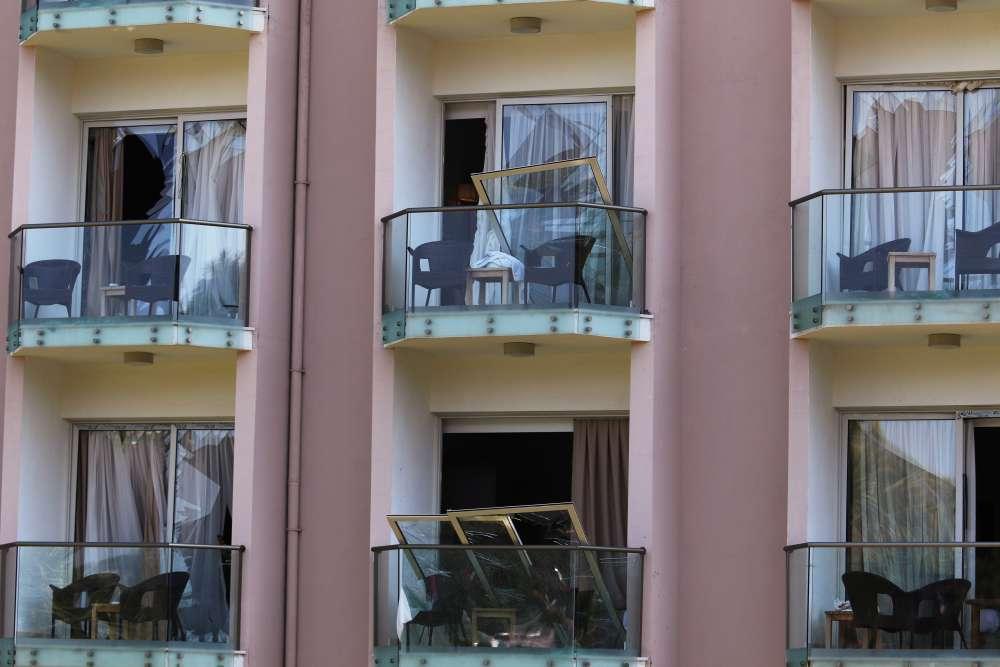 Twelve injured after blasts rock army depot in Turkish-held north Cyprus (photos)