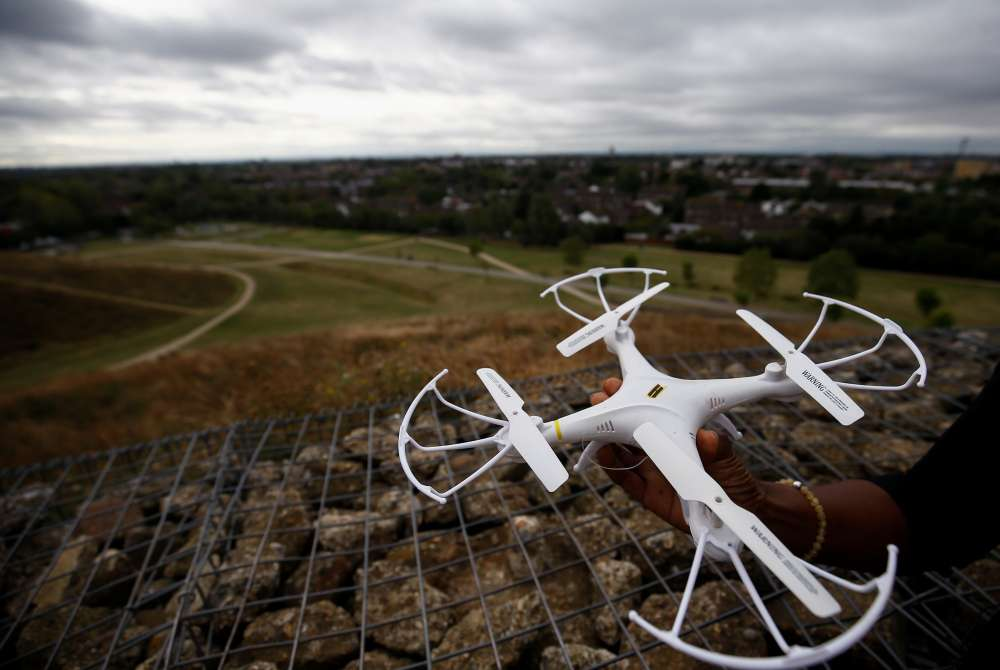 Climate-change activists' plan to disrupt Heathrow with drones frustrated