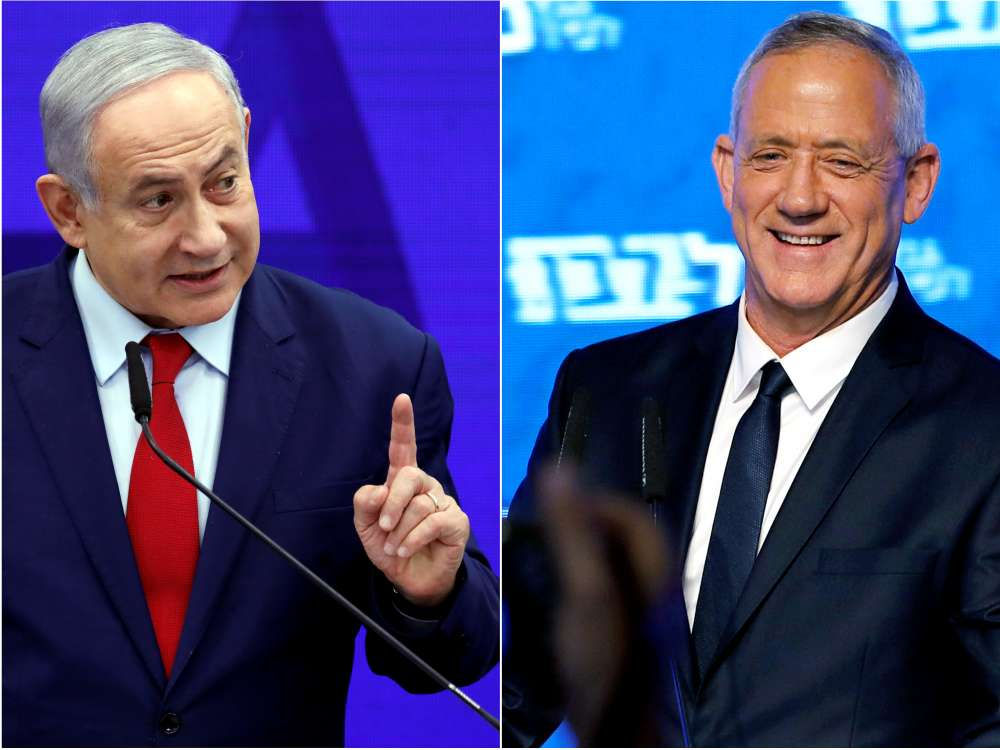 Israel's Netanyahu fights for record fifth term in do-over election