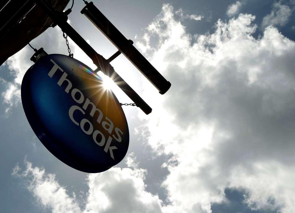 Thomas Cook Manchester rescue flight rescheduled