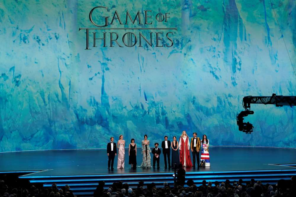 HBO leads Emmys with 34 new honours to tout in streaming wars