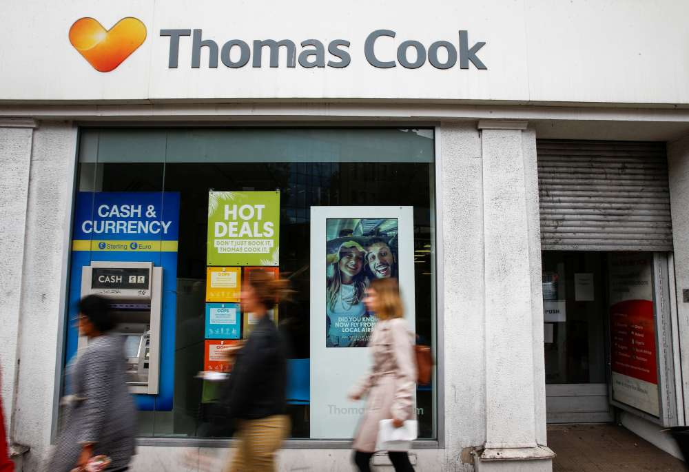 Four Thomas Cook rescue flights from Cyprus announced