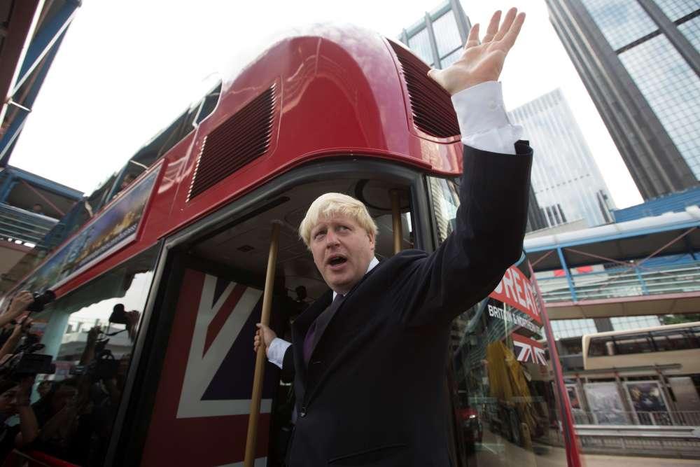 Northern Ireland's 'Boris bus' maker Wrightbus enters administration