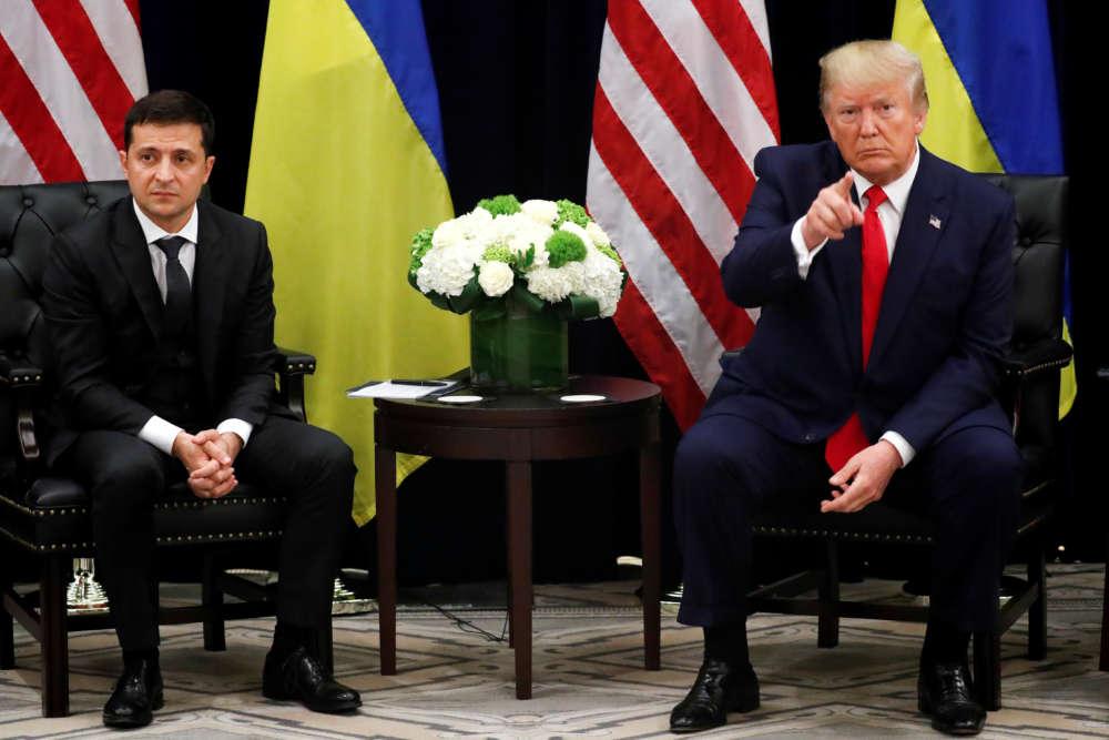 Second whistleblower in Trump-Ukraine scandal comes forward - lawyer
