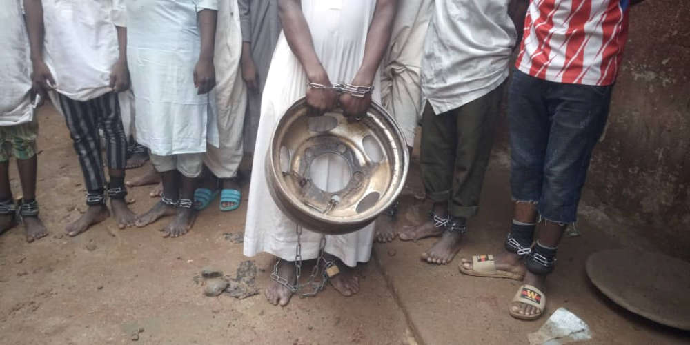Authorities seek families of men and boys rescued from Nigeria abuse school