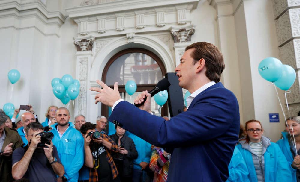 Austria votes in snap parliamentary poll