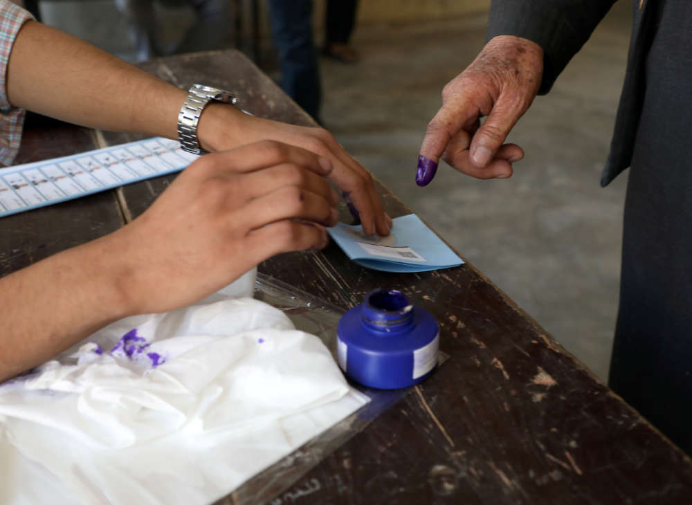Afghan election sees one in five voters cast ballot - unofficial estimate