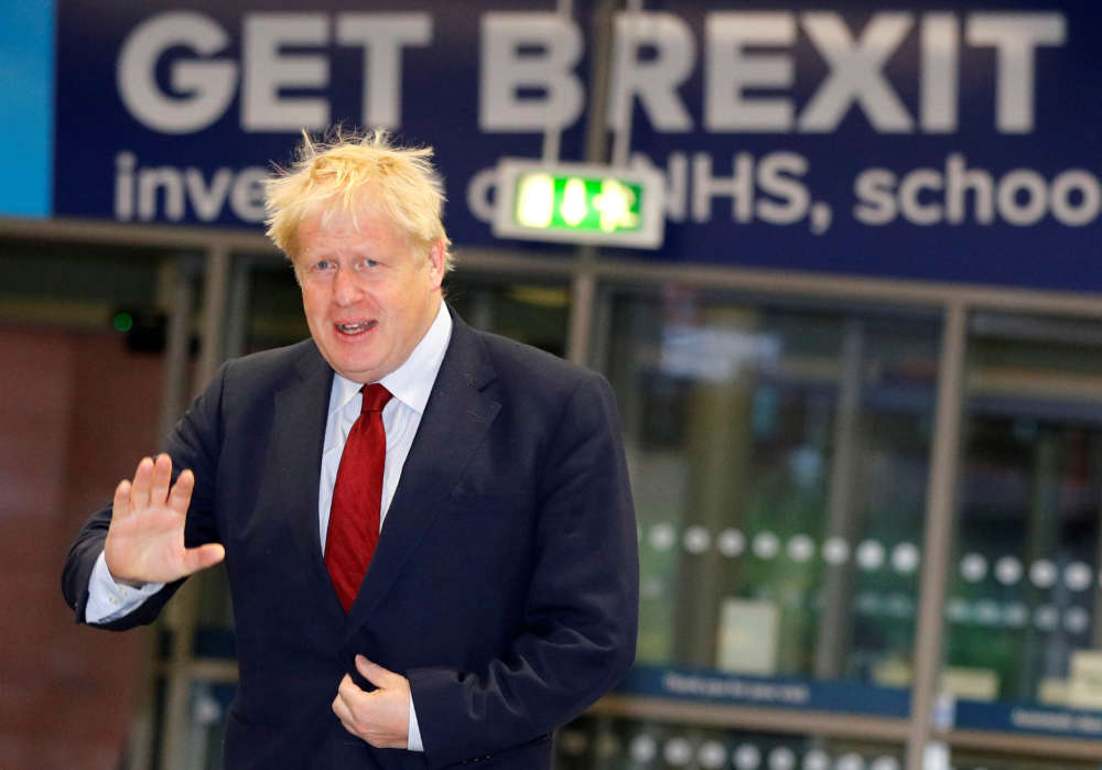 Johnson to submit Brexit grand bargain but Ireland sceptical
