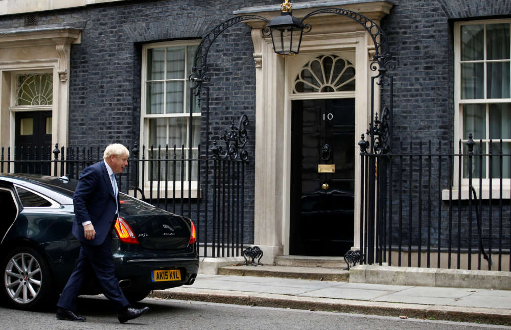 PM Johnson's Conservatives to raise property purchase tax for non-UK residents