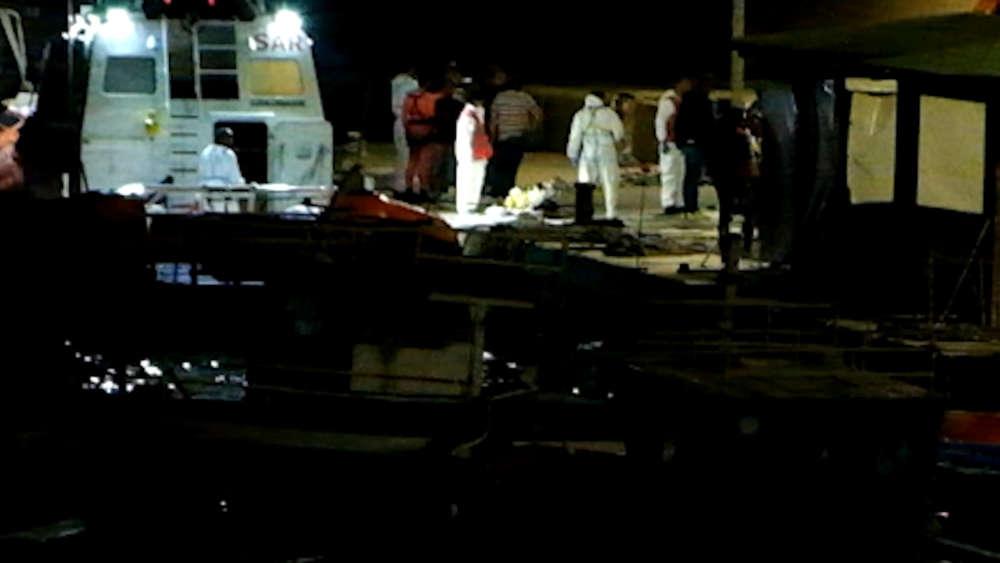 Bodies of 13 women found after migrant boat sinks in Mediterranean