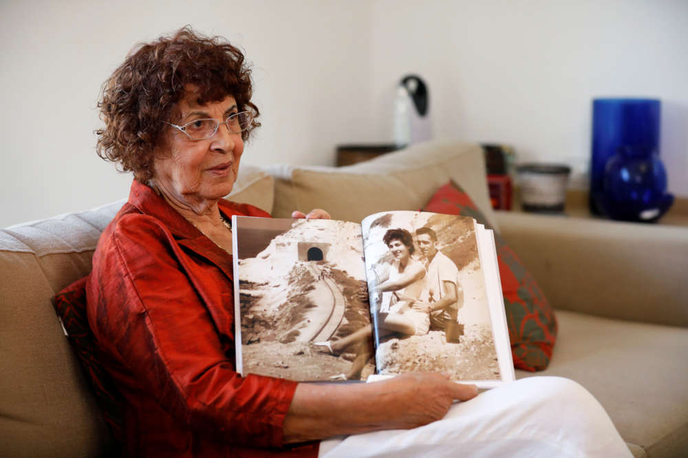 Israeli spy's widow