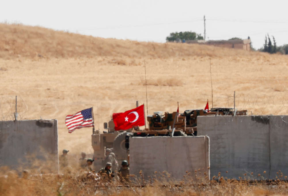 Turkey says Syria attack plans complete