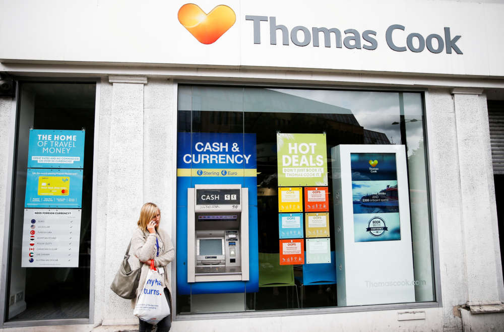 Reprieve for Thomas Cook's UK stores as Hays Travel deal saves up to 2